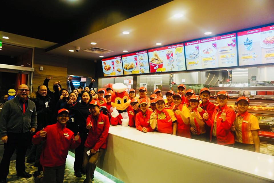 Opening of Winnipeg-Northgate Location. Photo: Jollibee Canada Facebook