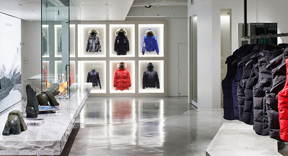 canada goose store montreal