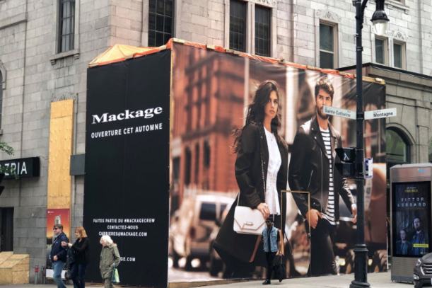 456230e4f0 ... new zealand mackage to open downtown montreal flagship 05749 fe1b6