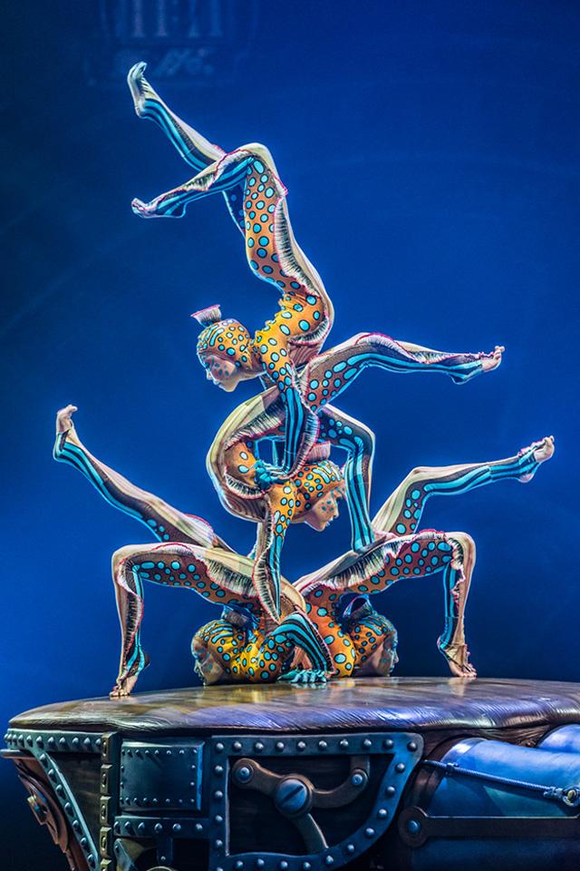 Kurios 18. Photo: Cirque du Soleil/  Martin Girard shootstudio.ca
