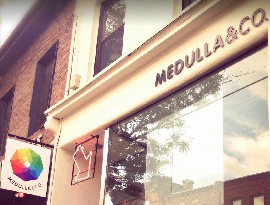 Standalone Toronto location. Photo: Medula & Co.