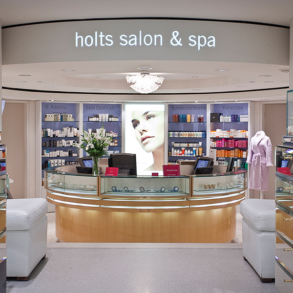 At Holt Renfrew, 50 Bloor St. W. in Toronto. Photo: Holt Renfrew