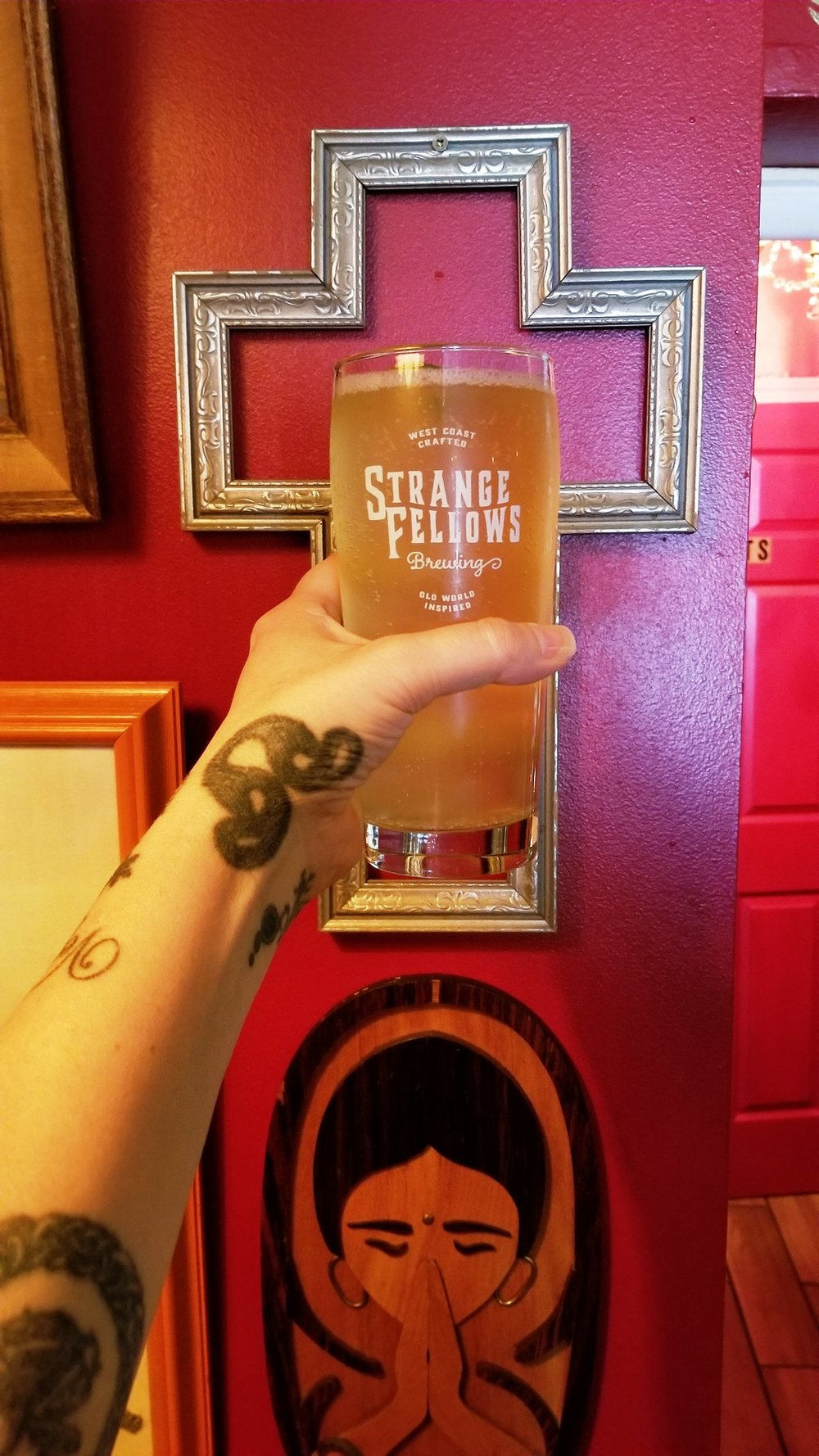 Strange Fellows Brewery