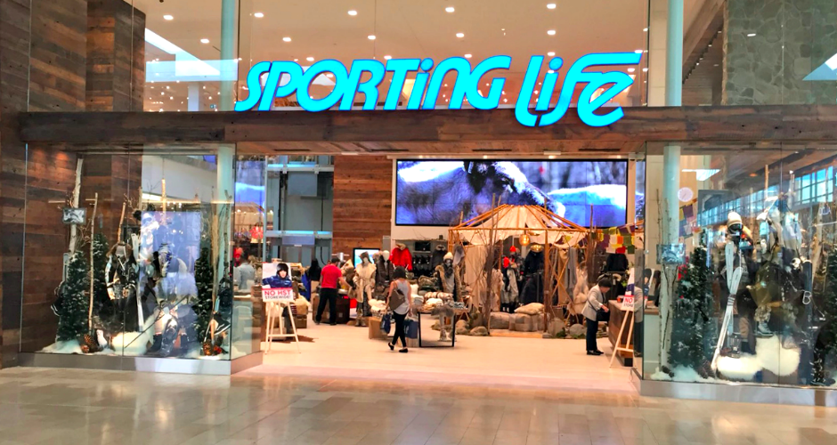 Yorkdale Store. Photo: Sporting Life