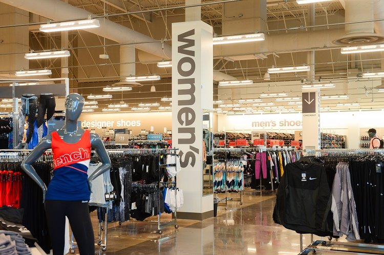 Inside the Vaughan Mills Store. Photo: Nordstrom
