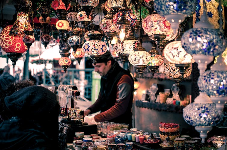Does a store offering rare goods and community employment qualify as a social enterprise?Wei Pan/Unsplash