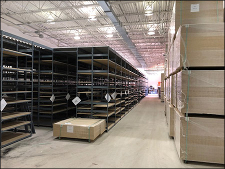 Warehouse (July)
