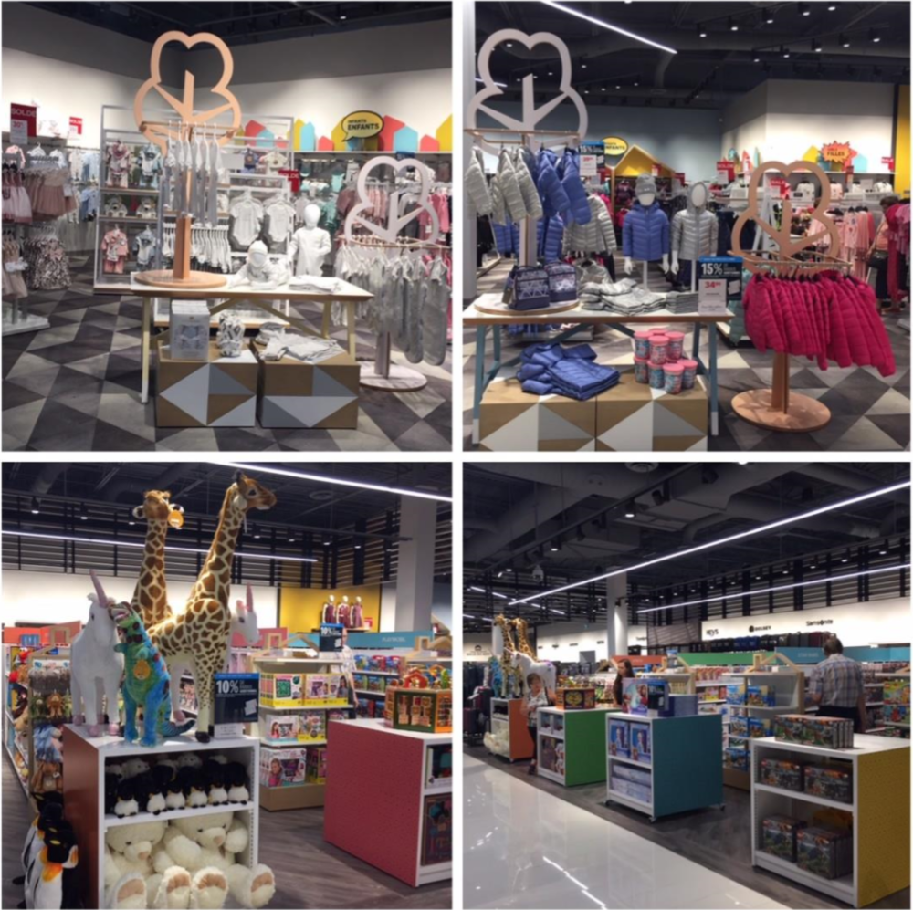 7cbb8d6e0d4352 Hudson s Bay Opens First New Store in Canada in 15 Years  Photos ...