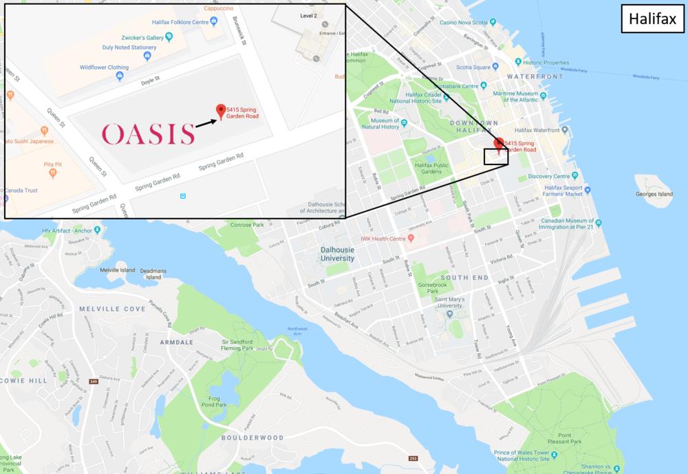 Interactive Google Map