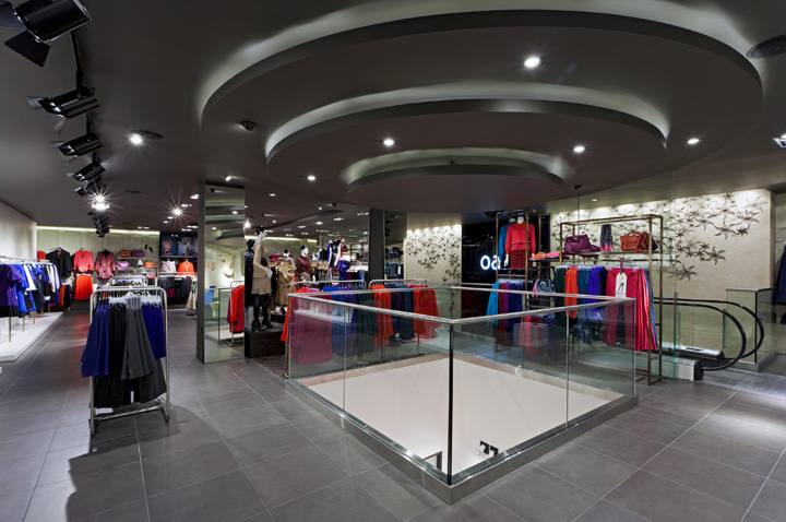 Oasis flagship store London. Photo:  Retail Designs