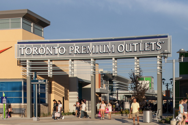 634c9f4a4edfa4 Toronto Premium Outlets Announces New Luxury Retailers and Expansion Wing   Renderings Plans