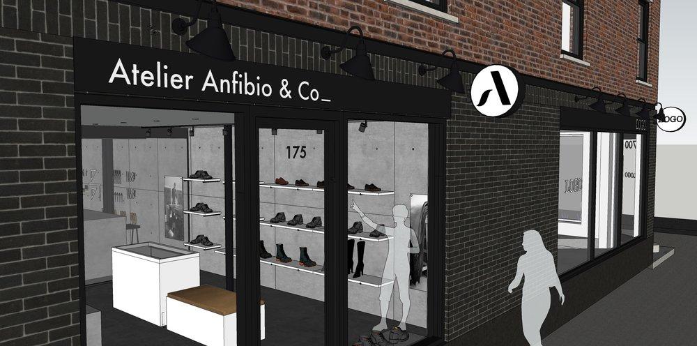 Rendering: Anfibio