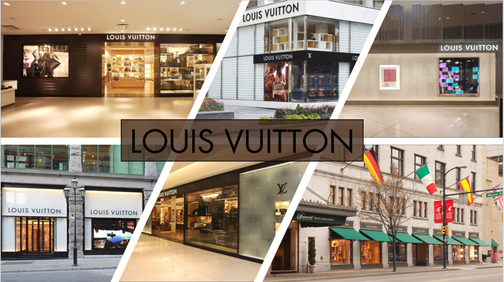 f328b6d87258 Louis Vuitton Marks 35 Years in Canada with Standalone Store ...