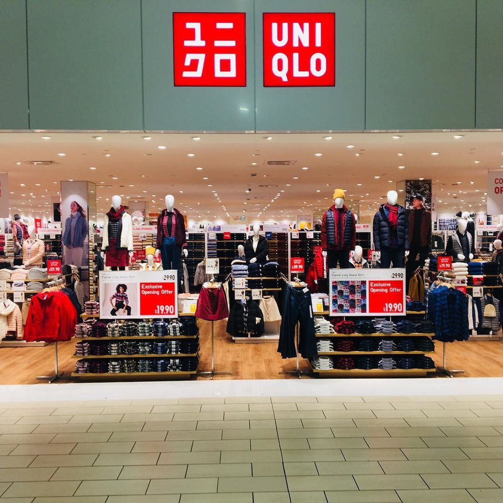 Photo: Uniqlo Instagram