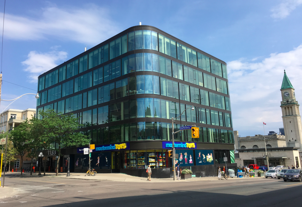 Mastermind Store in Toronto's Rosedale/Summerhill area. Photo: Craig Patterson