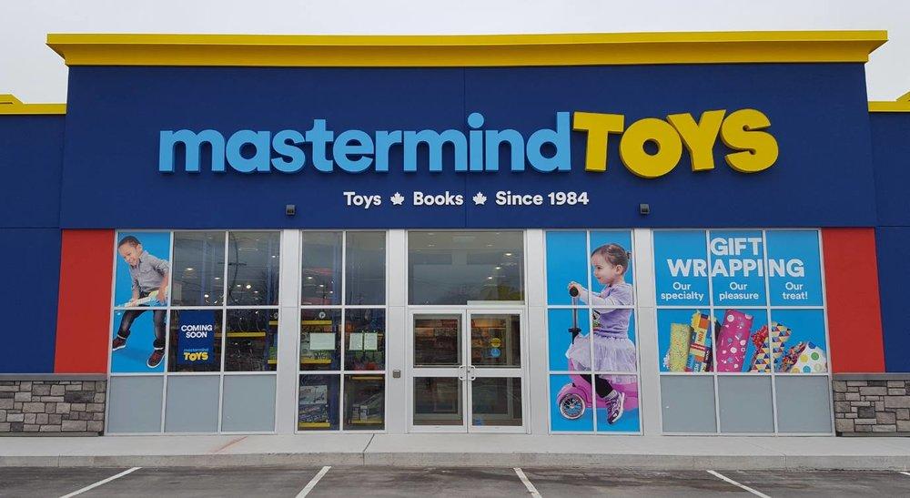 Photo: Mastermind Toys Facebook