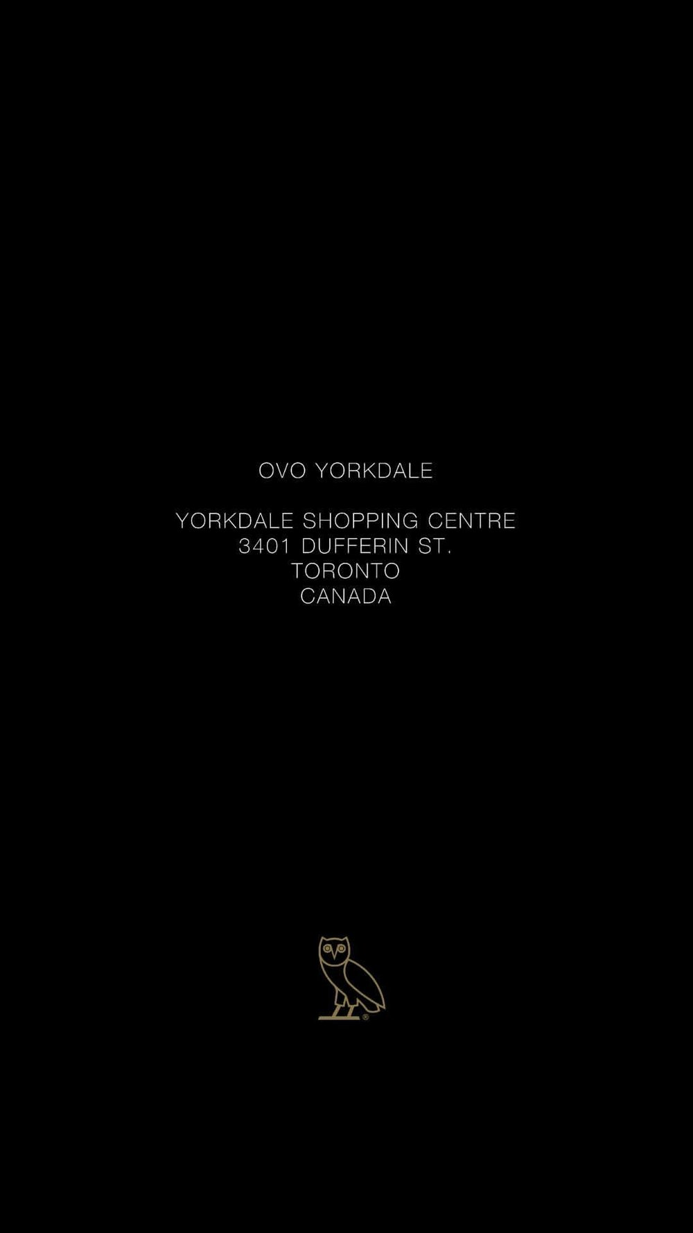 6f9559f2e6a52a Drake s OVO  October s Very Own  Opening 2 Canadian Stores Part of Global  Retail Expansion