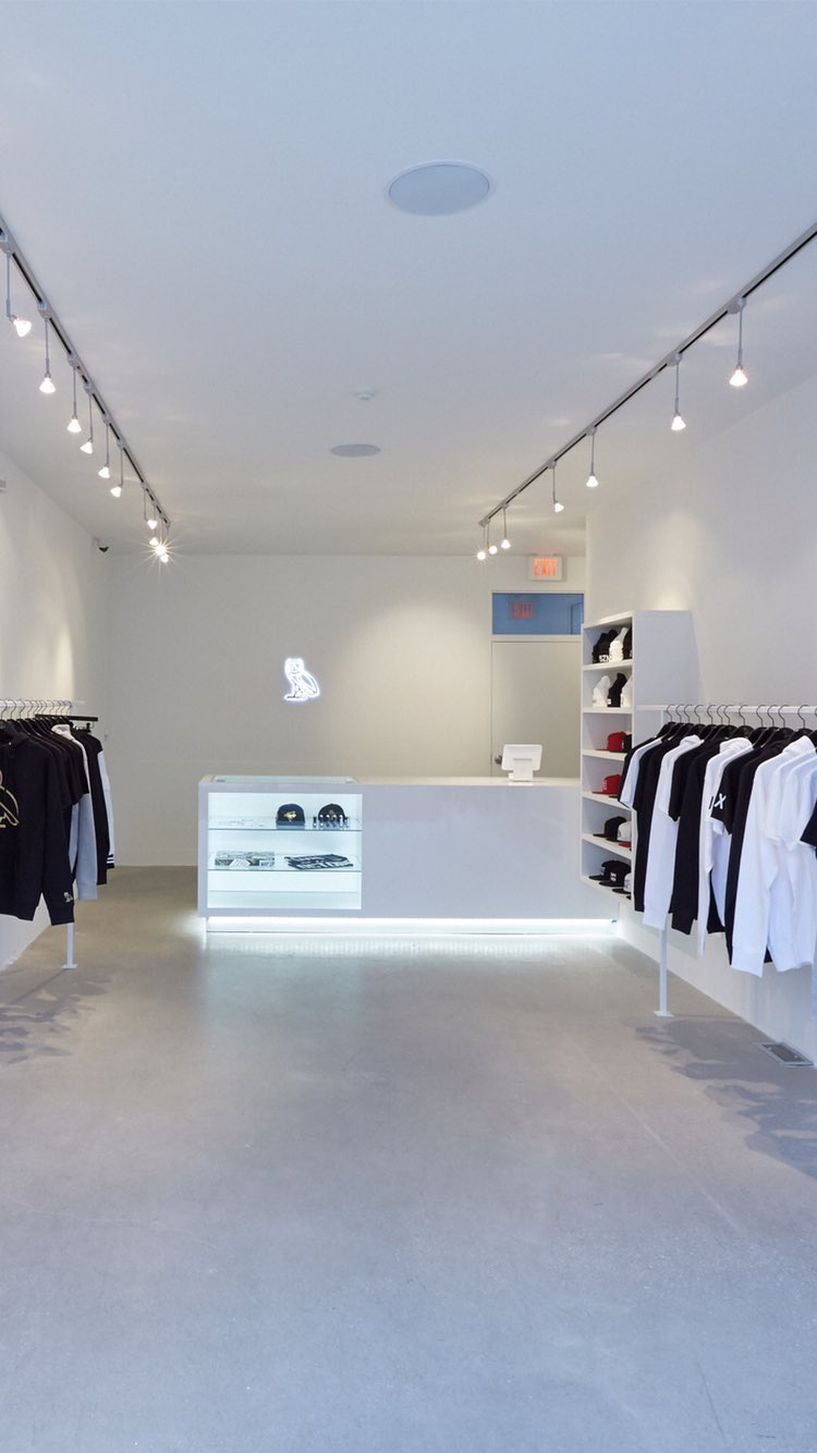 cfc12da7e00b5c Drake s OVO  October s Very Own  Opening 2 Canadian Stores Part of ...