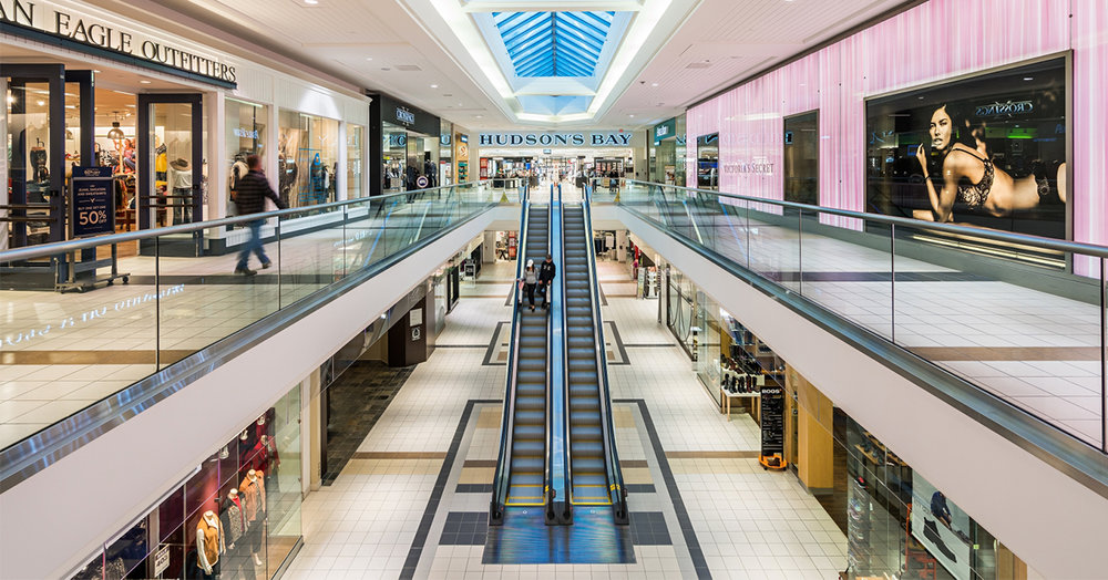 Upper Canada Mall. Photo: Oxford Properties