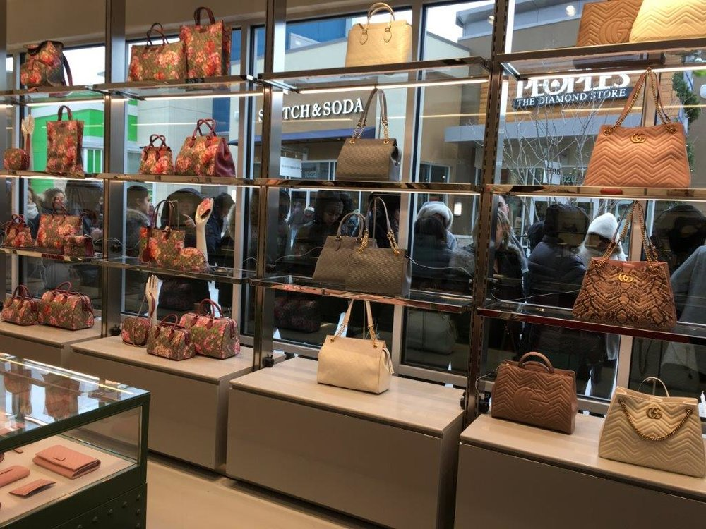 3fd4ffef8a9 Toronto Premium Outlets Opens Luxury-Focused Expansion Wing  Photos