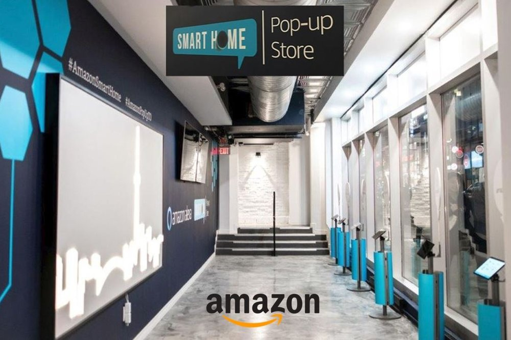 7fc805532cf Amazon Opens First-Ever Alexa Smart Home Retail Space in Canada [Photos]