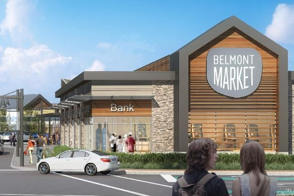 b0d78823e73 Belmont Market in Victoria Adds Retail to Architecturally Attractive  Mixed-Use Community