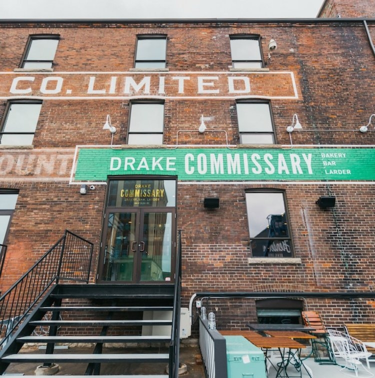 Drake Commissary at 128 Sterling Road .  PHOTO: KAYLA ROCCA