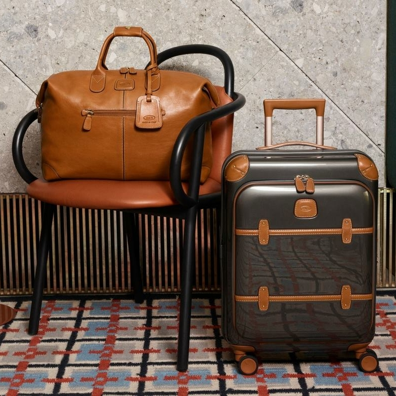 Bric's luxurious and lightweight luggage. Photo: B Hemmings & Co
