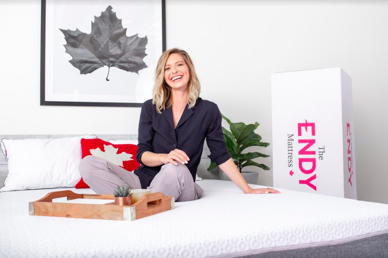 Sleep Country Acquires Mattress In A Box Company Endy In Landmark