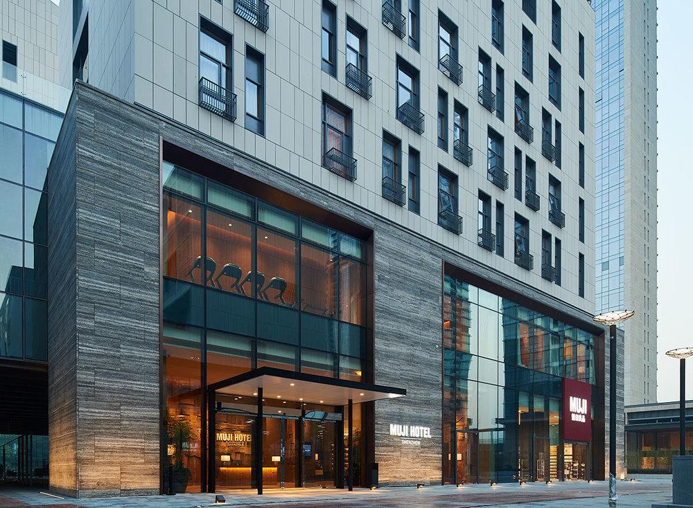 SLIDESHOW: MUJI hotels