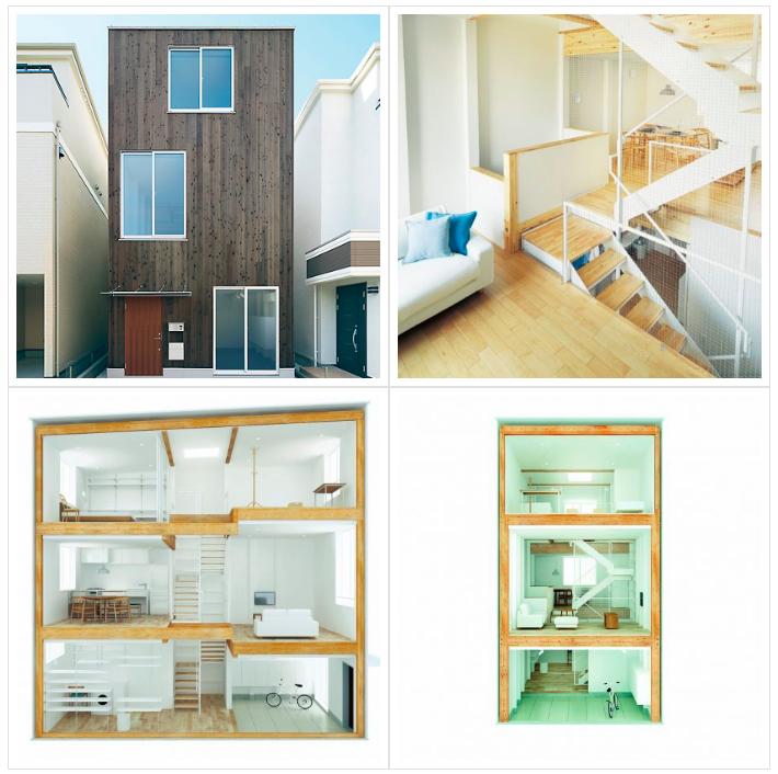 Sample Muji House