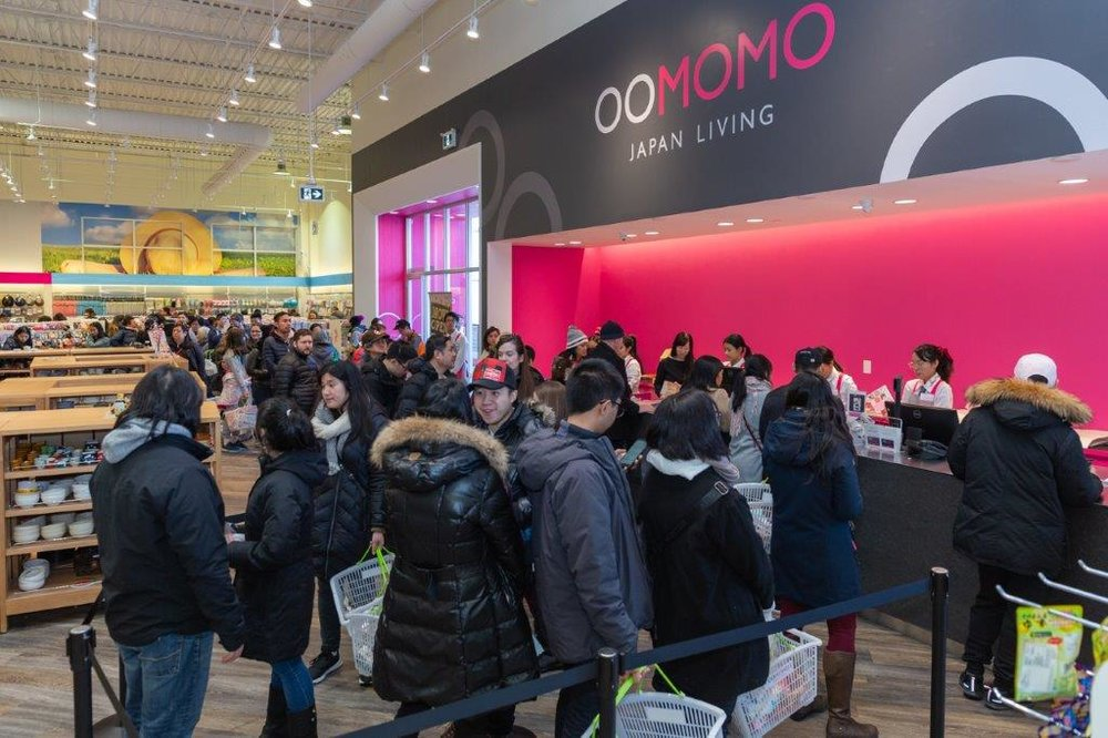 Don Mills Oomomo Location. Photos: Oomomo