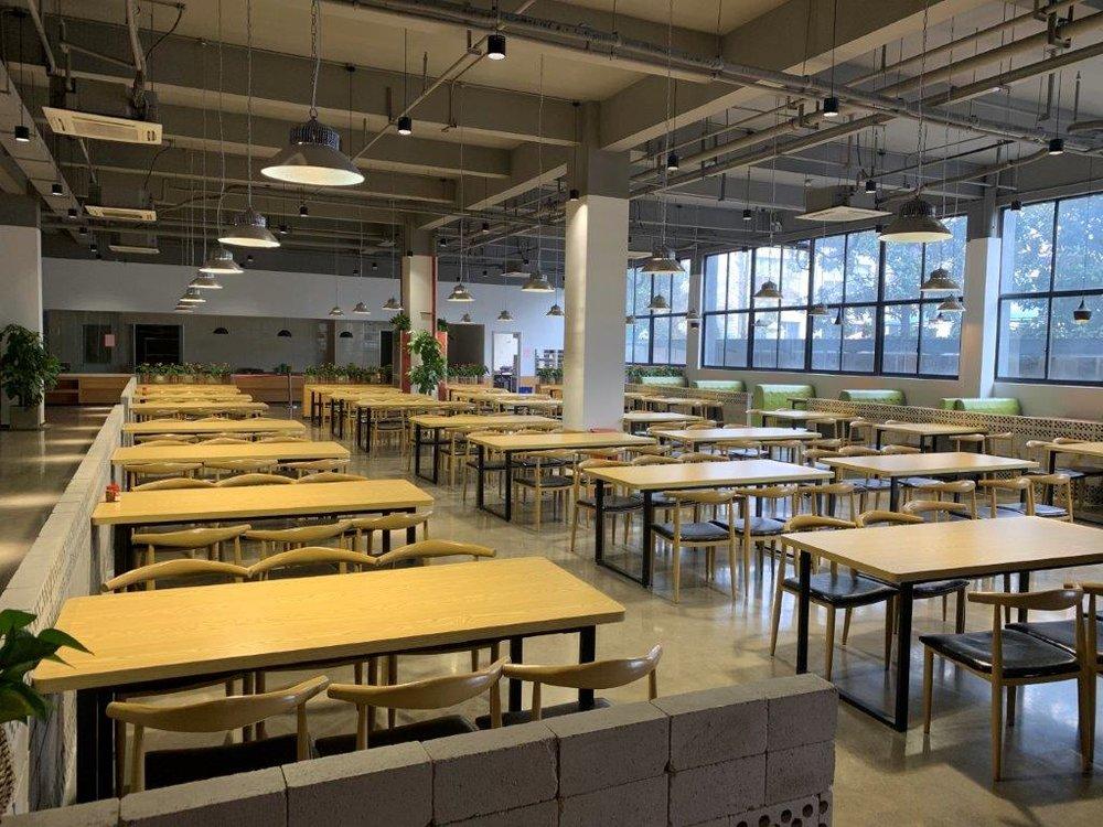 SLIDESHOW: Lunch room