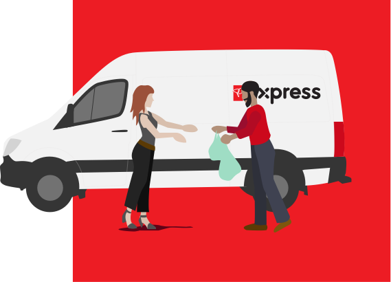 PC Express (Neighbourhood Pickup)