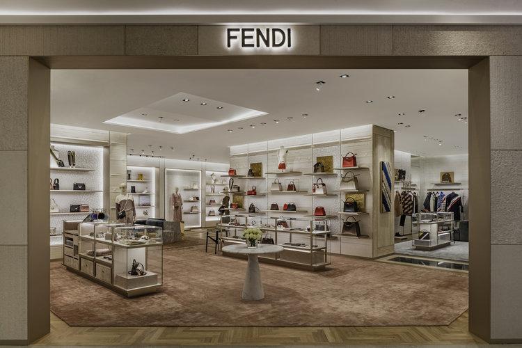 'world of' Fendi at Holt Renfrew, 50 Bloor St. W. in Toronto. Photo: Holt Renfrew/Fendi