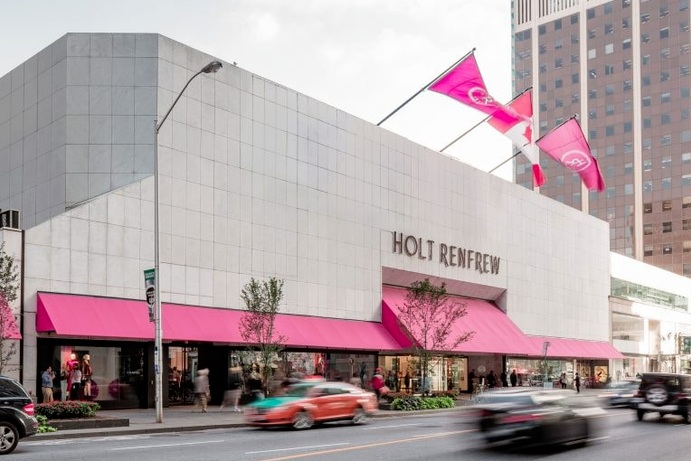 1c4cbf244ff Holt Renfrew Goes Big with  World Of  Flagship Luxury Brand Boutiques   Analysis