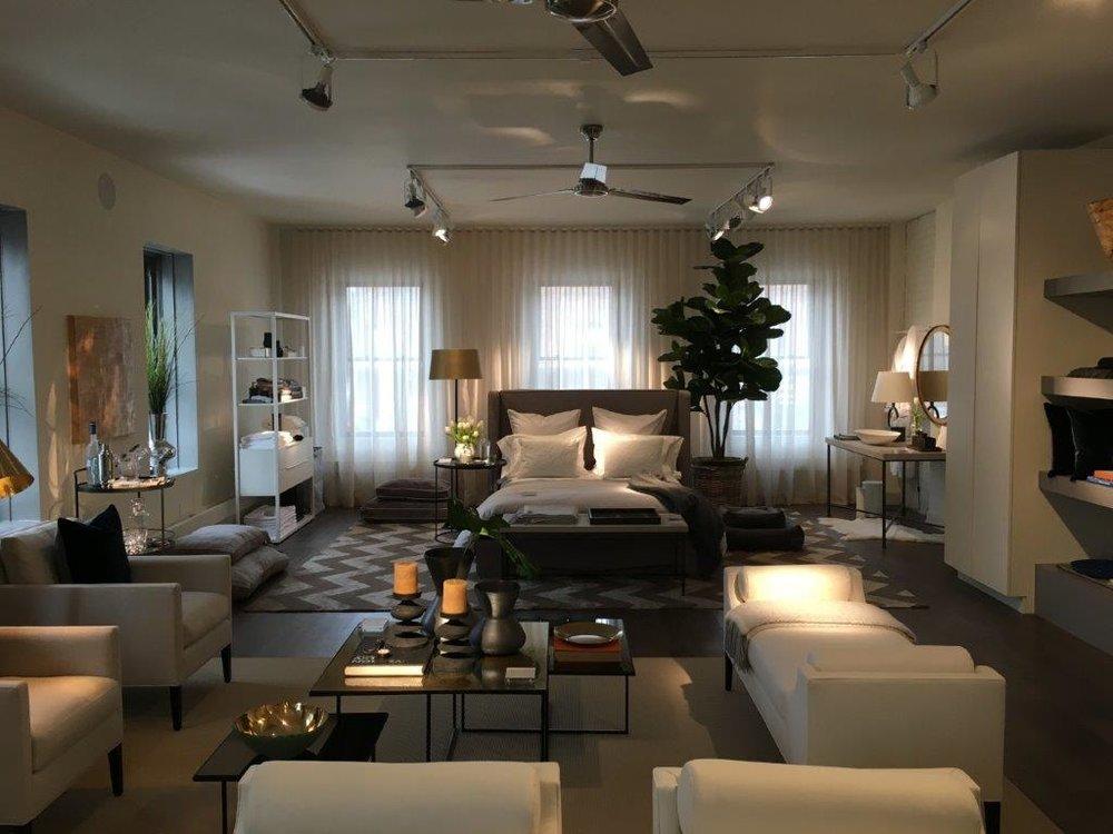 Second floor 'apartment'. Photo: Craig Patterson