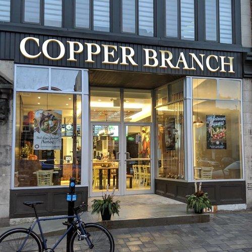 PHOTO: COPPER BRANCH MONTRÉAL VIA FACEBOOK