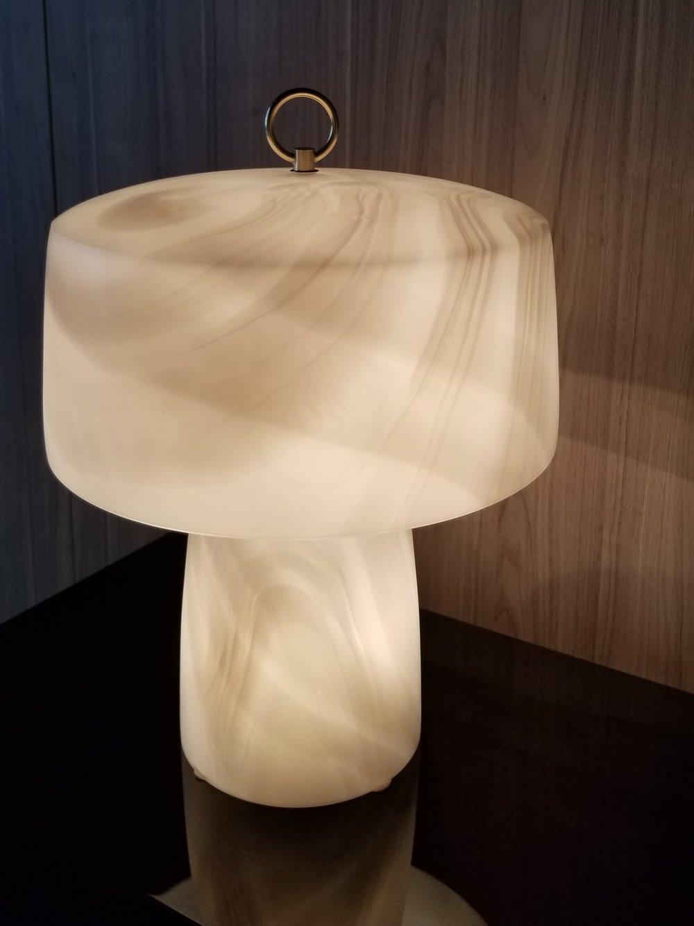 Photo: Murano Glass Lamp, Helen Siwak
