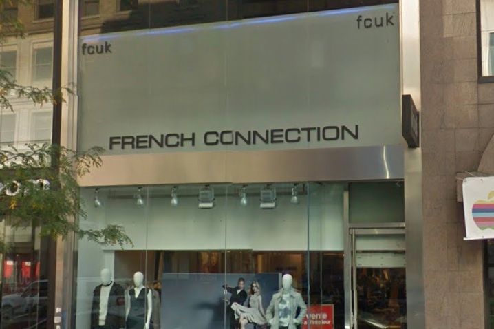 43a7e736376 'French Connection' to Exit Canada as it Shutters Last Store