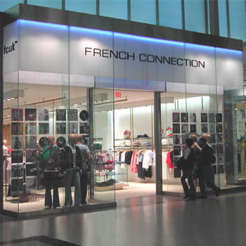 FORMER FRENCH CONNECTION LOCATION IN YORKDALE
