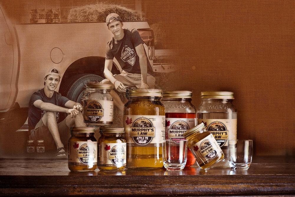 Photo:  Murphy's Law Distillery