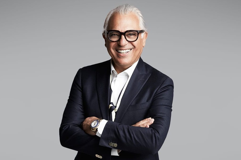 Interview Joe Mimran Discusses Staples Canada Collaboration