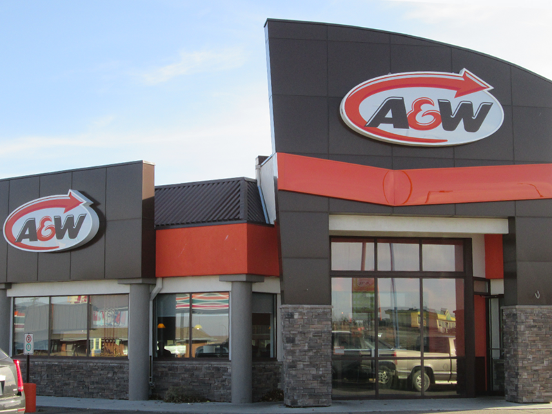 A&W SWIFT CURRENT LOCATION PHOTO VIA FACEBOOK