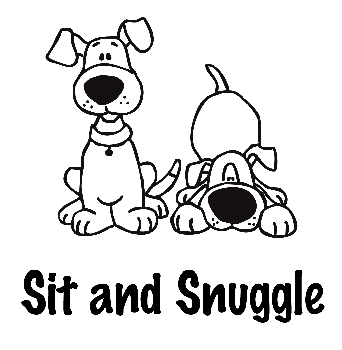 Sit and Snuggle