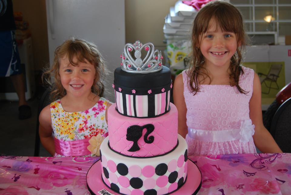 Торт девочки на 11 лет своими руками 13