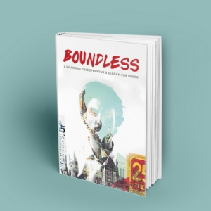 Boundless is available to buy in bookstores in New Zealand and online at  Amazon.com  and  Fishpond.co.nz