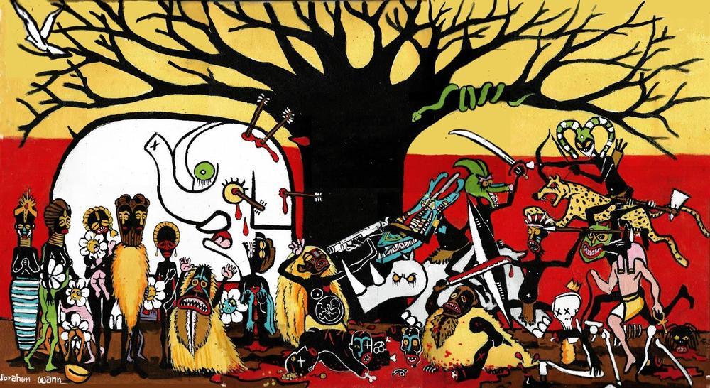 Free Spirit by IBrahim Wann