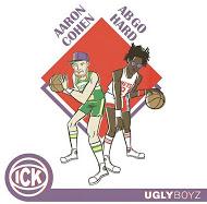 Copy of AARON COHEN x ABGOHARD - UGLYBOYZ COVER.jpg