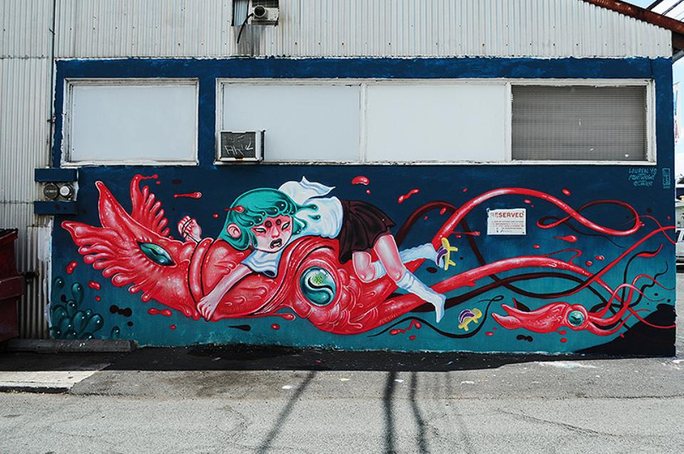 Lava Squids